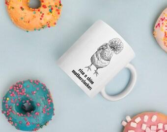 Mothercluckers  Mug