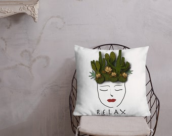Relax Premium Pillow