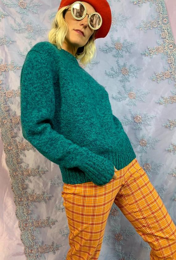 Vintage Woolrich Women's Sweater   Vintage Wool Sw