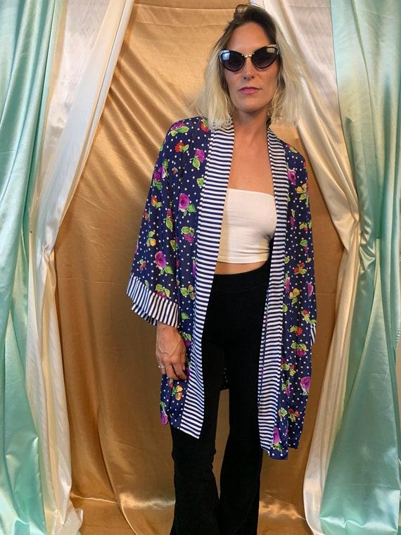 Vintage Victoria's Secret Kimono Robe | 90s Victor