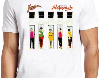 Details about  /XRAY SPEX POLY STYRENE INSPIRED T SHIRT PUNK ROCK  ADULTS KIDS