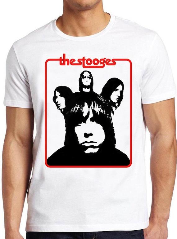 The Stooges Garage Punk Rock Retro Unisex T Shirt