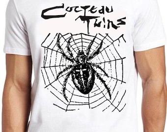 Cocteau Twins T Shirt B1942 Retro Vintage Cool Gift Tee