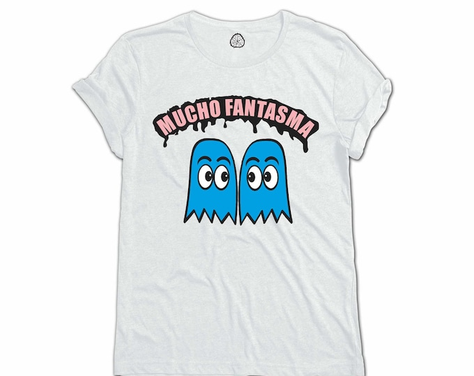 MUCH FANTASMA Organic Cotton T-Shirt Design