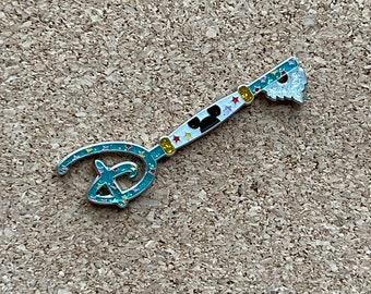 Christmas 2020 Fantasy Key Pin