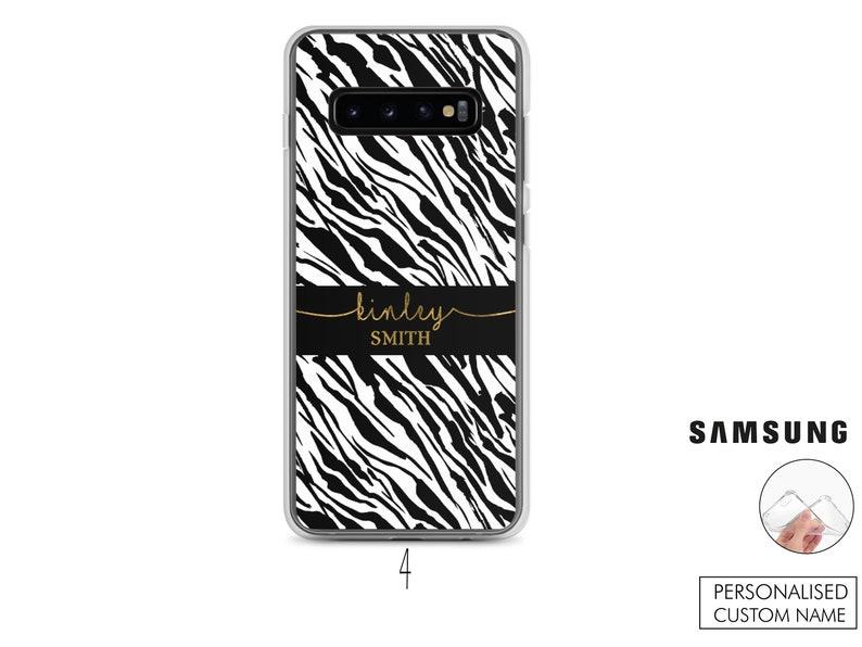 S20 Plus S20 Ultra S7 S8 S9 Personalized Case Samsung Galaxy S10 Custom Design Case My Name On Case Samsung Unique Case Design Big Chimp