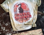 Bleached Vintage Merle Haggard T-Shirt