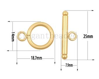 Lead Free 6 Sets Antique Bronze Rose Toggle A11-2624-AB-FF