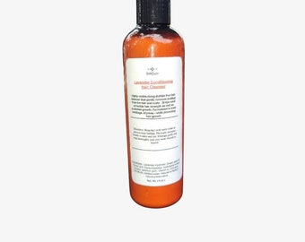 Lavender Conditioning Hair Cleanser ( Co wash ) 8 oz
