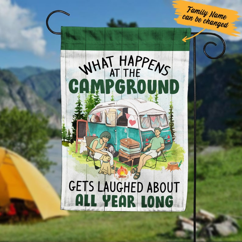 Gearhuman – What Happens At The  Campground Gets Laughed About All Year
