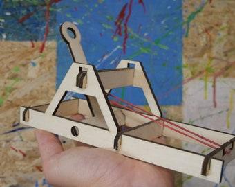 Kit Catapult Poplar Plywood