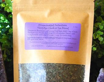 Third Eye Chakra Tea Blend, Brain Health Tea Blend, Brain Health, Third Eye Activator, Enhanced Intuition, Intuition Tea