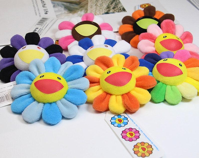 Murakami  sun flower brooch buy two get one free