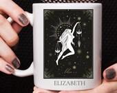 Custom mug personalised, Zodiac Libra Mug, Zodiac Mug, Libra Star Sign, Astrology Mug, Gifts For Her, Birthday Gifts, Coffee Mug, Tea Mug