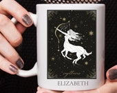 Custom mug personalised, Zodiac Sagittarius Mug, Zodiac Mug, Sagittarius Star Sign, Astrology Mug, Gifts For Her, Birthday Gifts, Coffee Mug