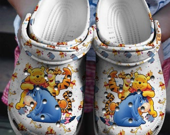 Pooh shoes   Etsy