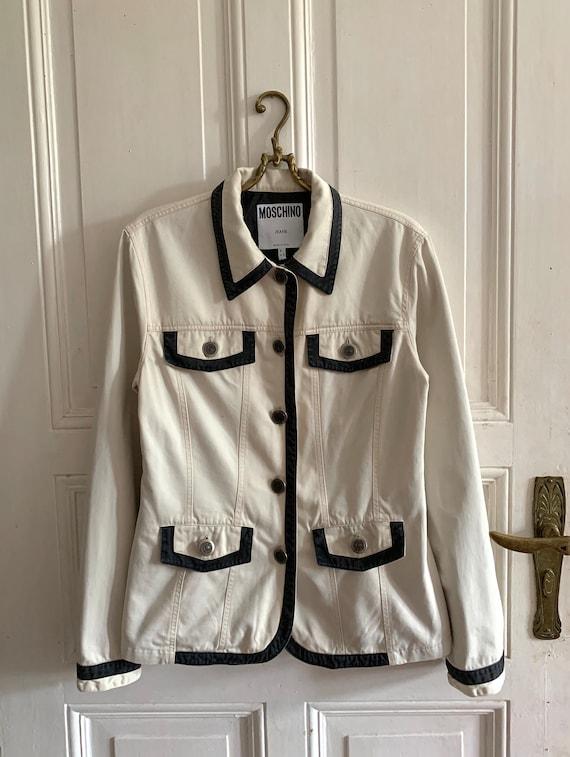 Moschino Denim Jacket