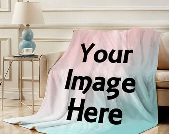 My Dear Son Personalized Custom Name Quilted Quilt Fleece Throw Blankets Birthday Christmas Thanksgiving Customized Gifts Bedding Cover Patchwork Tapestry Wall Hanging from mom Throw 50x60inch