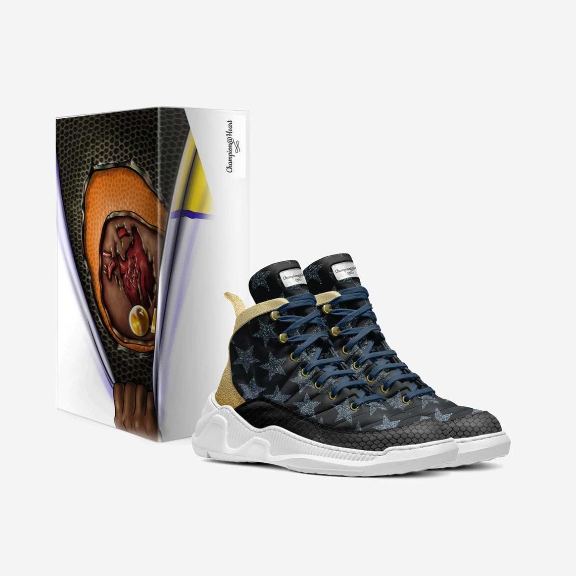 Legend24x8: Custom-Designed Basketball Shoes