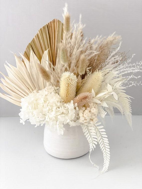 Dried Grass BundleDried LeafDried floral arrangementnatural dried plantgrass bouquet,Eternal flower know wind grass\uff0cpreserved flower