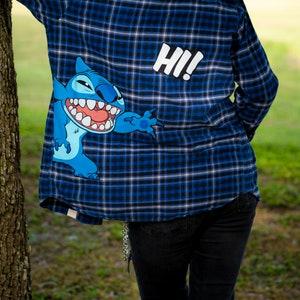 Harley Quinn Thrift Flip Reworked Denim Jacket