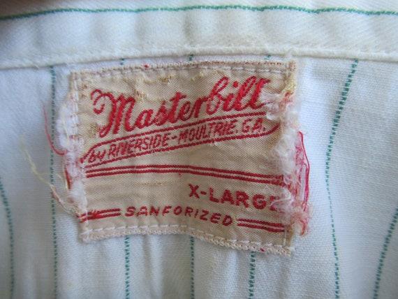 1950's Coca-Cola Uniform Shirt // Vintage Coke //… - image 8