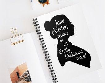 Jane Austen Reader Notebook