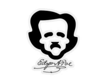 E. A. Poe Sticker