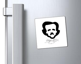 E. A. Poe Magnet