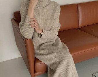 Long Maxi Dress Sweater ,Sweater Maxi Dress,Sweater Maxi Dress,long sweater dress,