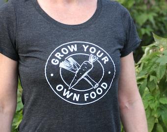 Garden top, Garden lover shirt, Nature t-shirt, Vegetable shirt, Garden shirt women, Garden lover gift, Garden gift for her, gifts for women
