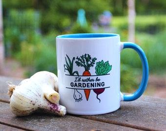 Vegetable Garden Mug, Gifts for Gardeners, Gardening Coffee Cup, Gardener Gift, Garden Lover, Gardening Coffee Mug