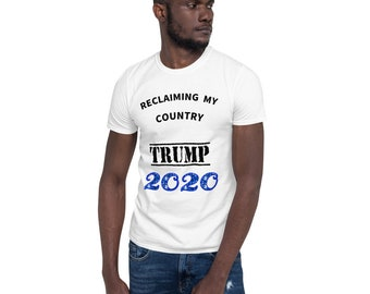 Reclaiming my Country ~ Trump 2020