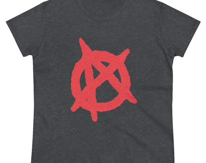 Featured listing image: Vintage Anarchy Women's Tee