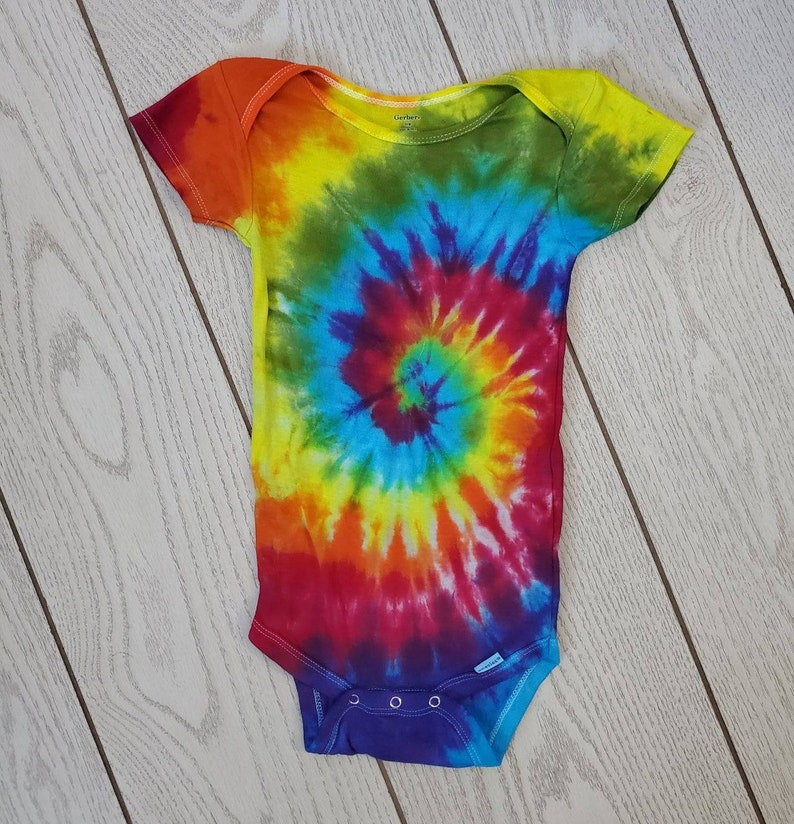 Tie Dye Shirts Kids Shirts Youth Infant Handmade Rainbow Galaxy Toddler 100/% Cotton Baby Onesies