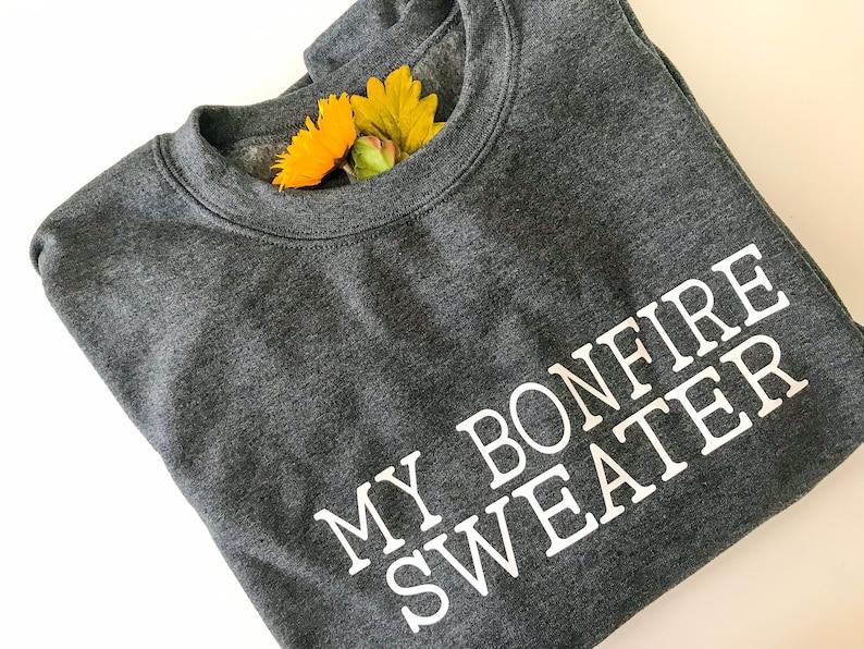 My Bonfire Sweater Crew