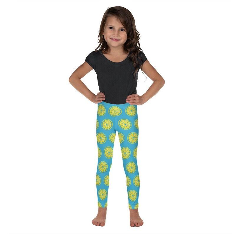 Lemonade Dreams ToddlerKid/'s Leggings