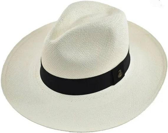 Panama Original Hat - Classic Wide-Brimmed Fedora… - image 2