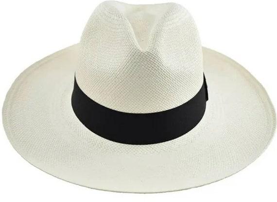 Panama Original Hat - Classic Wide-Brimmed Fedora… - image 1