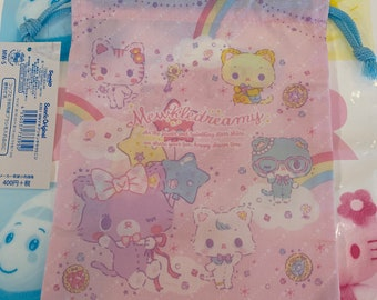 Sanrio Original Characters Pocket Folder Organizer With 5 Divider AUTHENTIC New Condition New Collection For 2020