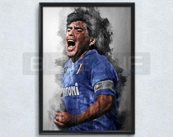 Napoli football fans 70/' Photography N 108 by Luciano De Crescenzo Bellavista 60x45cm Fine Art Print  Gift Idea