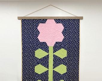 How to Hang A Quilt - Wooden Quilt Hanger Frames