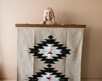Rug Tapestry Frame - Wooden Frame for Textiles, Quilts, Rugs, or Blankets!