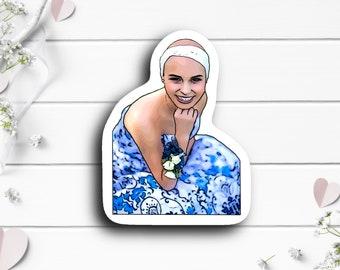 Jazzy Sticker, Team Jazzy on Facebook, Cancer fighter