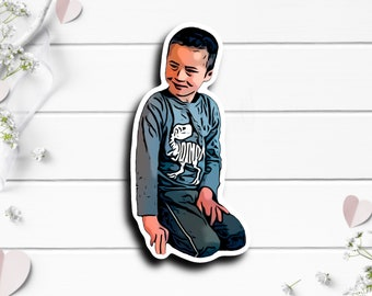 Zaidan Sticker, Tiny Warrior