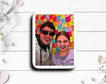 Chris & Madison Sticker, @chrismadison15 on TikTok, Waterproof Die Cut Stickers are perfect for laptops, planners, tumblers, water bottles