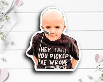 Xander Sticker, Tiny Warrior