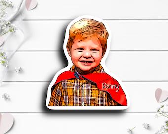 Benny Sticker, @stephanielundy on TikTok, Cancer fighter, Tiny Warrior, Go Fund Me Donation