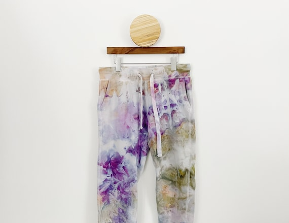 Wild Lavender Fleece Sweatpants
