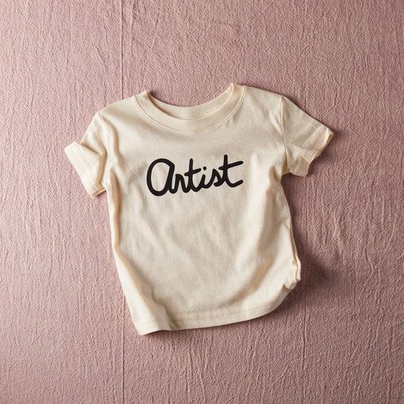 Artist Tee / Baby + Toddler